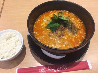 想吃担担麺 栄店3.JPG