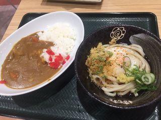 はなまるうどん イオン守山店2.JPG