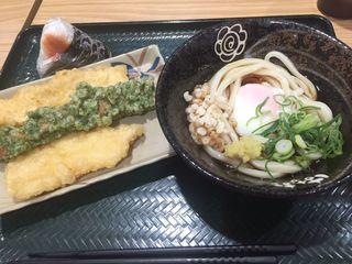 はなまるうどん イオン守山店3.JPG