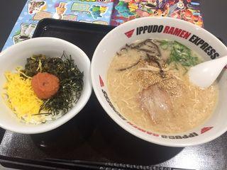 一風堂ラーメンエクスプレス イオンモール名古屋茶屋店3.JPG