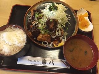和風レストラン 喜八3.JPG